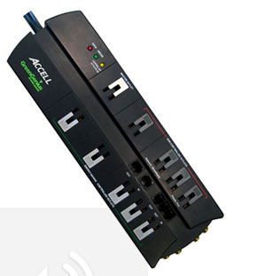 Accell GreenGenius Smart Surge Protector Model 220